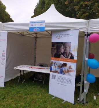 2021 Course Enfants sans cancers, SFCE, Imagine for Margo
